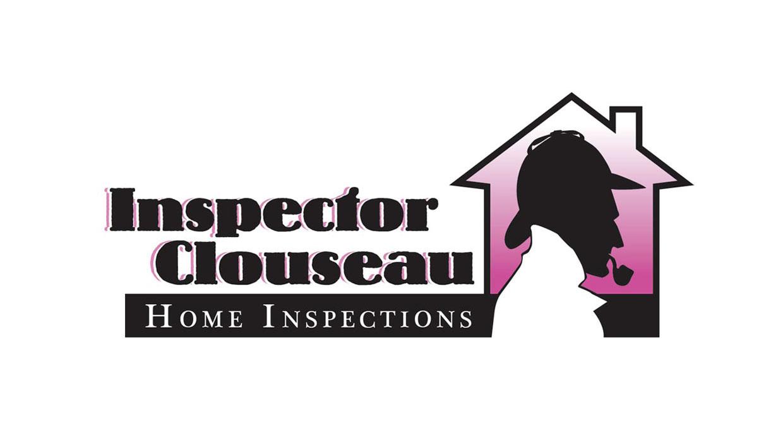 brand identity design portfolio full fusion llc san antonio tx inspector clouseau home inspections identity concept and design