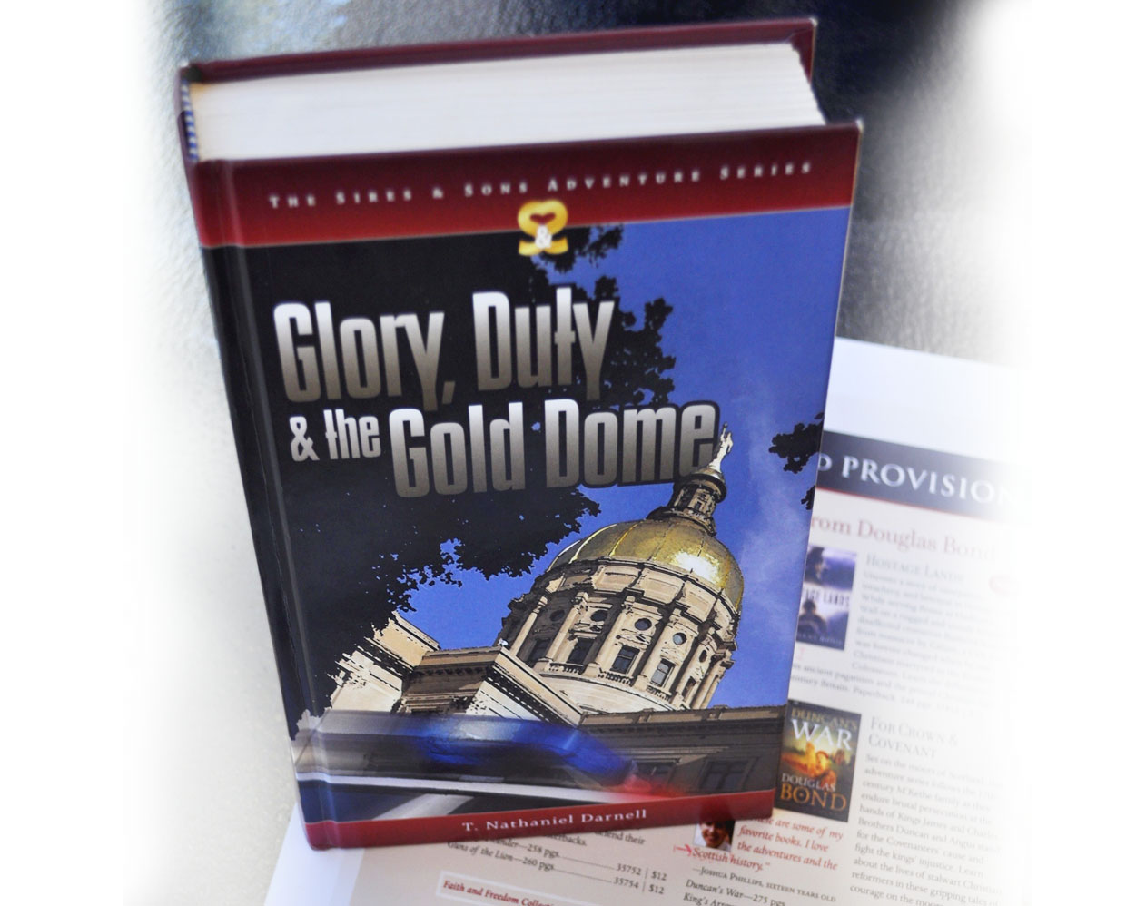 Glory, Duty & the Gold Dome Book