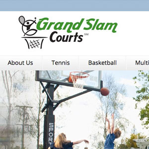Grand Slam Courts